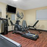 Fitness Center at Quality Inn & Suites Albany