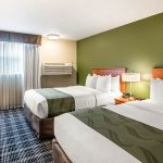 Two Queen Beds Room at Quality Inn & Suites Albany