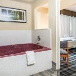 Jacuzzi Tub at Quality Inn & Suites Albany