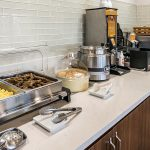 Hot Breakfast Items at Quality Inn & Suites Albany