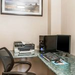 Business Center at Quality Inn & Suites Albany