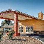 Exterior of Quality Inn & Suites Albany