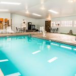Indoor Pool at Quality Inn & Suites Albany